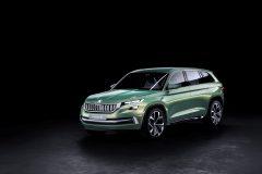 Škoda VisionS Concept 2016