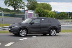 Škoda Kodiaq 2017 (2) (spionage)