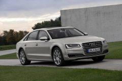 Audi A8 L W12 2013
