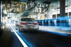 BMW 740Le iPerformance 2016