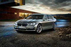 BMW 740e iPerformance 2016