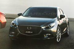 Mazda3 2016 (gelekt)