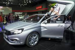 Moscow International Auto Show 2014 (4)
