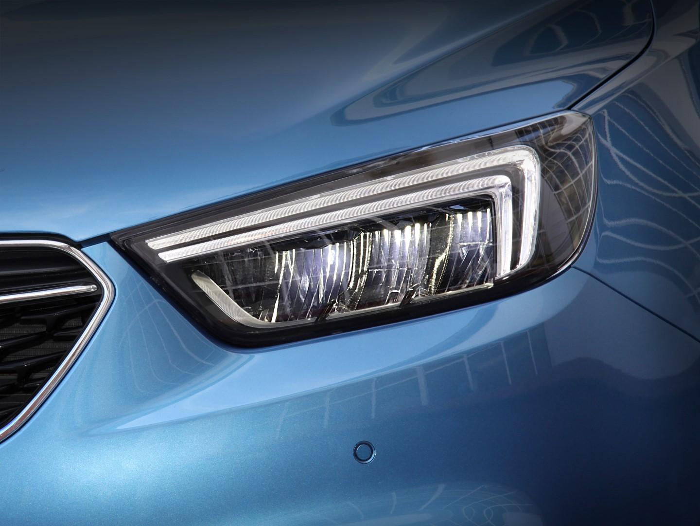 Prijzen opel mokka x bekendgemaakt for Opel mokka x interieur