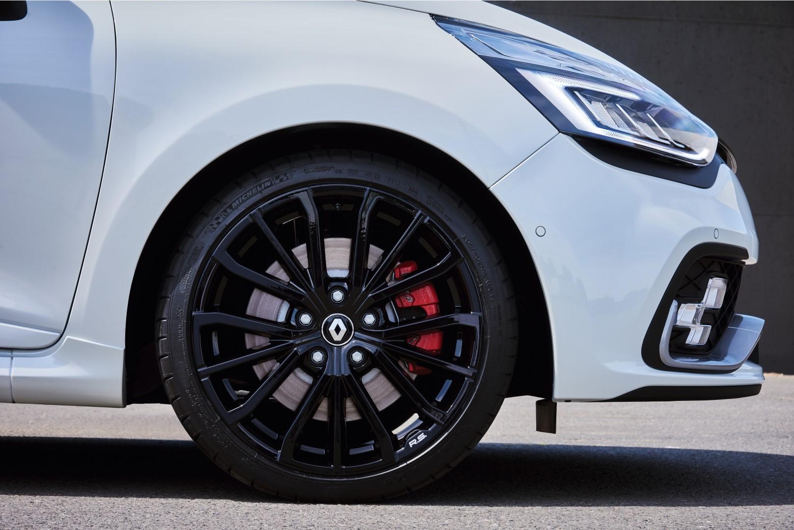 Renault Presenteert Vernieuwde Clio Rs Dagelijksautonl