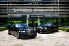 Rolls-Royce Wraith Black Badge & Ghost Black Badge 2016