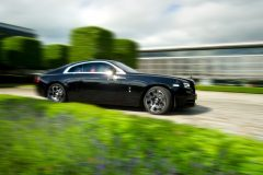 Rolls-Royce Wraith Black Badge 2016
