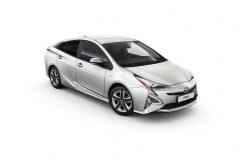 Toyota Prius White Edition 2016