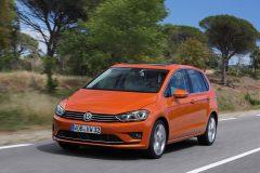 Volkswagen Golf Sportsvan 2014
