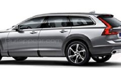 Volvo V90 Cross Country 2016 (gelekt)