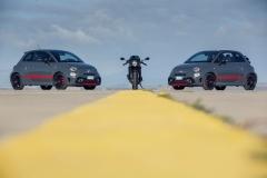 Abarth 695 XSR Yamaha & 695C XSR Yamaha 2017 (14)