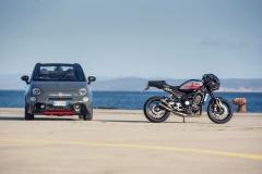 Abarth 695 XSR Yamaha & 695C XSR Yamaha 2017 (16)