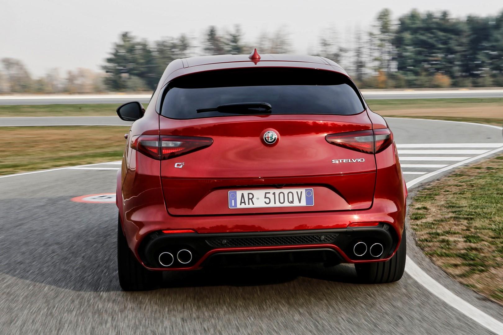 Fotospecial: Alfa Romeo Stelvio Quadrifoglio ...