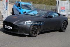 Aston Martin DB11 S 2018 (spionage) (3)