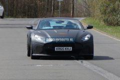 Aston Martin DB11 S 2018 (spionage) (7)