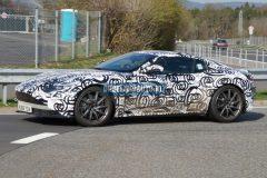Aston Martin V8 Vantage 2018 (spionage)