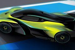 Aston Martin Valkyrie AMR Pro 2018
