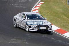 Audi A7 Sportback 2018 (spionage)