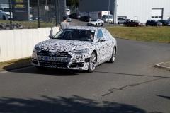 Audi A8 2017 (spionage) (13)