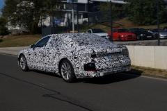 Audi A8 2017 (spionage) (14)
