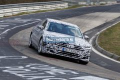 Audi A8 2018 (spionage)