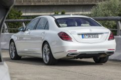 Mercedes-Benz S-Klasse Limousine 2017