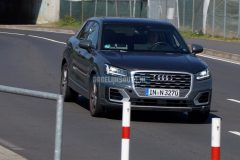 Audi SQ2 2018 (spionage)