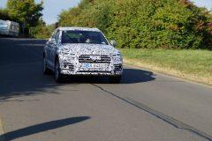 Audi Q5 2017 (spionage) (2)
