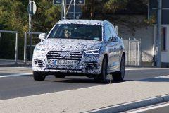 Audi Q5 2017 (spionage) (4)