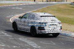Audi Q8 2018 (spionage)