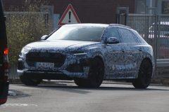 Audi Q8 2018 (spionage) (1)