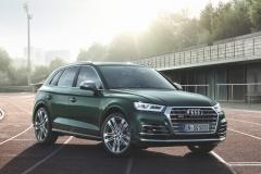Audi SQ5 TFSI 2017
