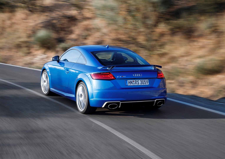 Prijzen Audi TT RS Coupé en TT RS Roadster bekend ...