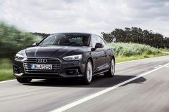 Audi A5 Coupé 2016