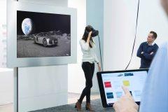 Audi Virtual Reality Experience 2017