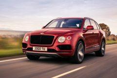 Bentley Bentayga V8 2018