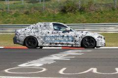 BMW 3 Serie Sedan 2018 (spionage)