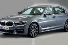 BMW 5 Serie 2017 (gelekt) (1)