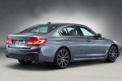 BMW 5 Serie 2017 (gelekt) (2)
