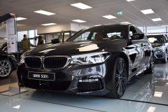 BMW 5 Serie Sedan 2017 (showroom debuut) (1)