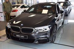 BMW 5 Serie Sedan 2017 (showroom debuut) (2)