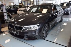 BMW 5 Serie Sedan 2017 (showroom debuut) (3)