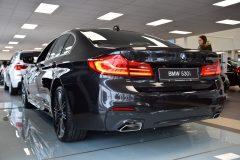 BMW 5 Serie Sedan 2017 (showroom debuut) (4)