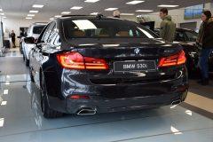 BMW 5 Serie Sedan 2017 (showroom debuut) (5)