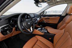 BMW 5 Serie Sedan 2017 (106)