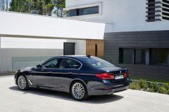BMW 5 Serie Sedan 2017 (74)