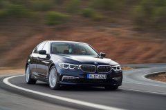 BMW 5 Serie Sedan 2017 (89)