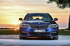 BMW 5 Serie Touring 2017 (10)