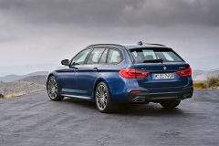 BMW 5 Serie Touring 2017 (13)
