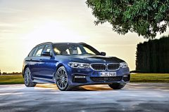 BMW 5 Serie Touring 2017 (9)